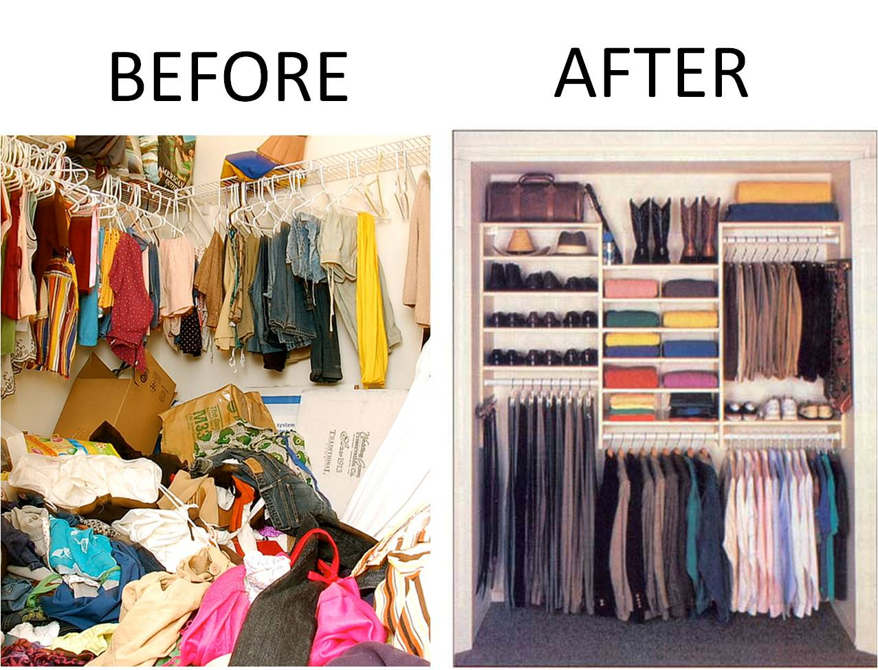 Cleaning The Closet Is Last C I Ever Want To Do It S Boring And Tiring But We Are Giving You 6 Easy Steps Clean Up Mess