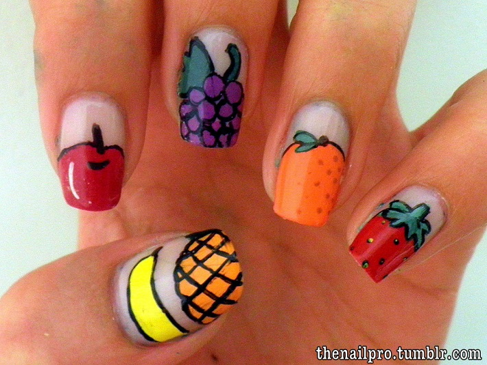 Unusual Nail Arts That Will Make You Stand Out - W for Woman