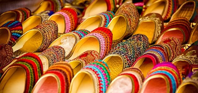 Shoes to Match with Your Ethnic look